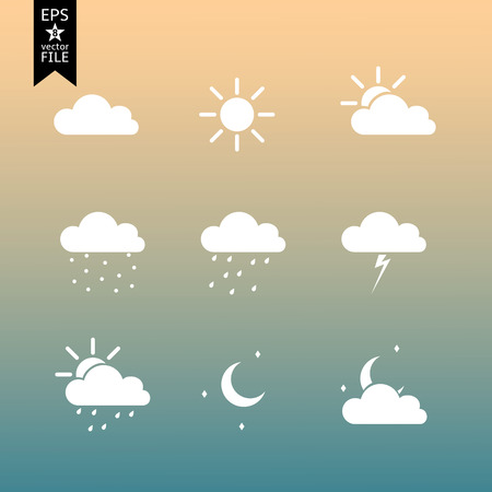 cloudless: Wheather icons