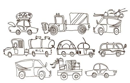motor officer: Traffic icons