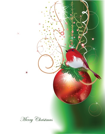 christmas background Stock Vector - 10317822