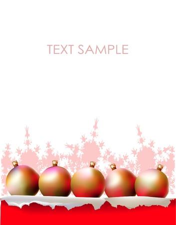 christmas background   イラスト・ベクター素材
