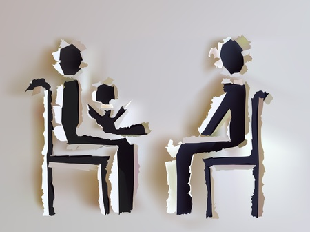 contact sheet: family Illustration