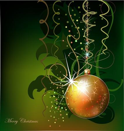 christmas background Vetores