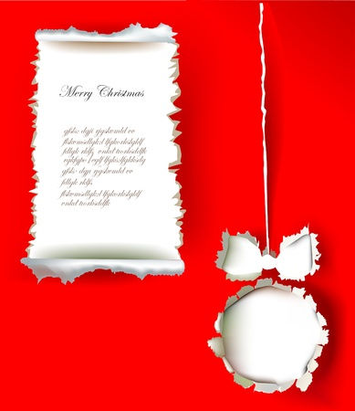 christmas background  Stock Vector - 10386467