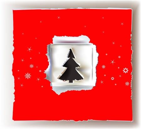 Christmas card Stock Vector - 10393949