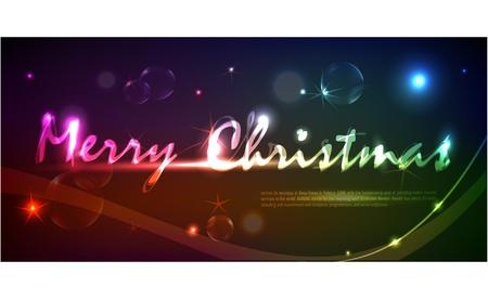 yew: neon Merry Christmas