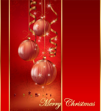 trumpery: Christmas background