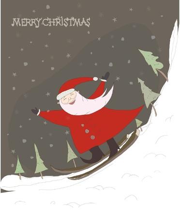 greybeard: Natale sfondo