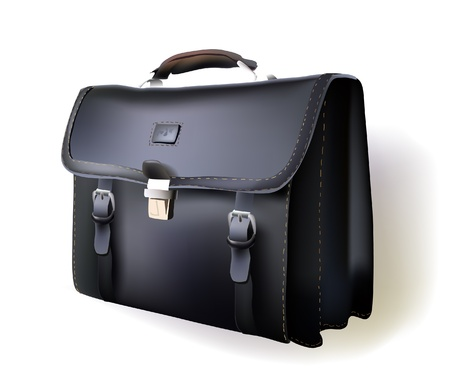man carrying box: business case