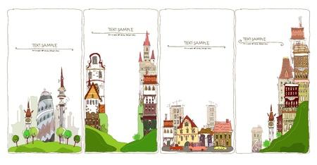 web design bridge: City backgrounds