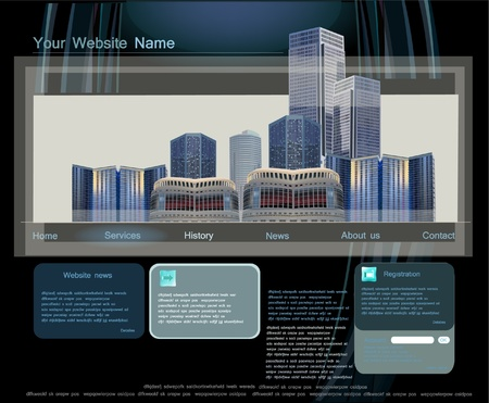web site backgrounds: web template
