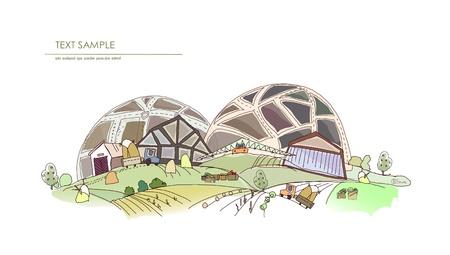 cultivation: Organic farm