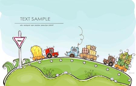 fertile: harvest tome Illustration