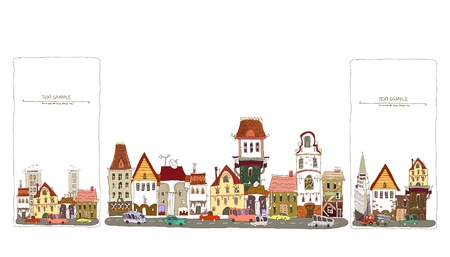 city street backgrounds  very detailed