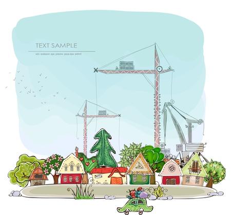 atlantic city: build a new city background