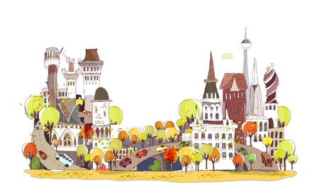 Autumn in the city