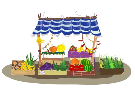 Fruit and Veg shop