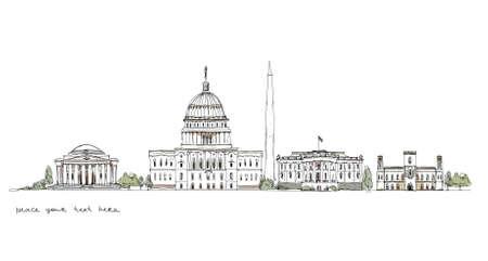 국회 의사당: 워싱턴