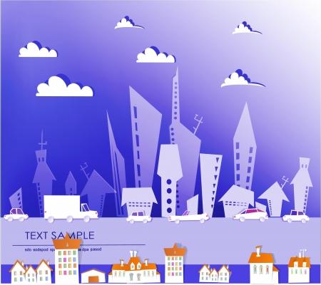 city background: City background