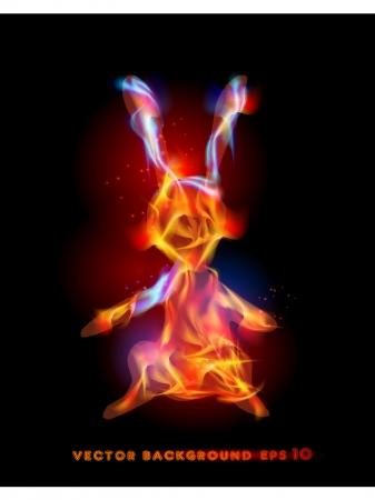Conejito Fuego