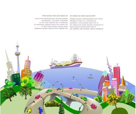 lading: City line collection Big port