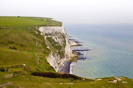 dover: White cliffs, Dover UK