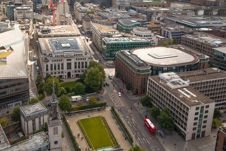 LONDON, UK - AUGUST 9, 2014 London skyline  architecture, bank, banking, banks, britain, building, buildings, business, canary, capital, center, central, centre, city, cityscape, commercial, district, england, english, europe, finance, financial, kingdom,