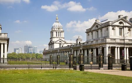 nelson: London, Greenwich