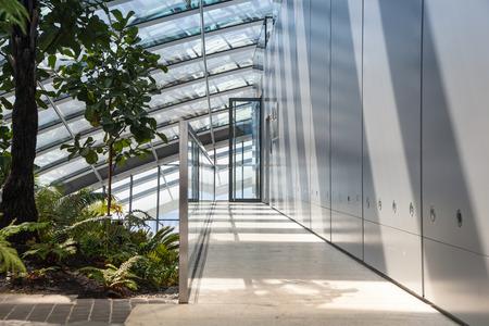 seance: LONDON UK  APRIL 22 2015:  Viewing platform of WalkieTalkie building