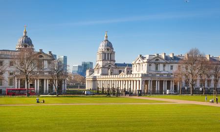 greenwich: LONDON, UK - APRIL 14, 2015: Greenwich navy collage