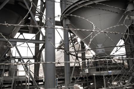 machinery: Cement factory machinery, London