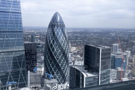 Fond de la ville de Londres