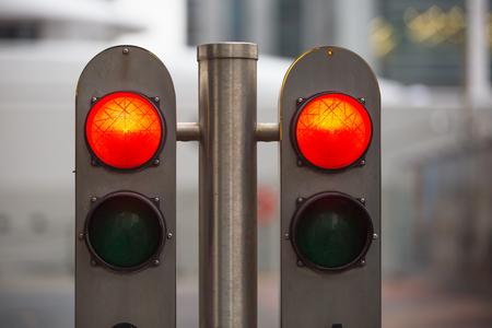 luz roja: Los semáforos que muestran la Red