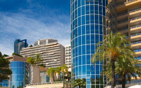 Monte carlo residential buildings view