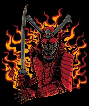 samourai: guerrier samouraï