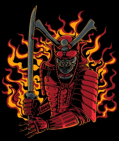 samoerai: samurai strijder