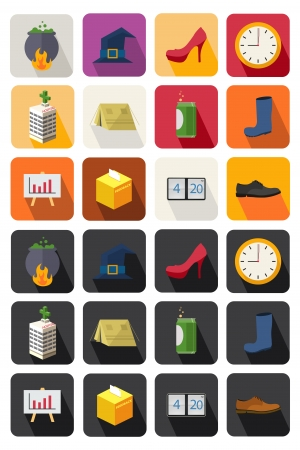 icone tonde: icone rotonde set 22