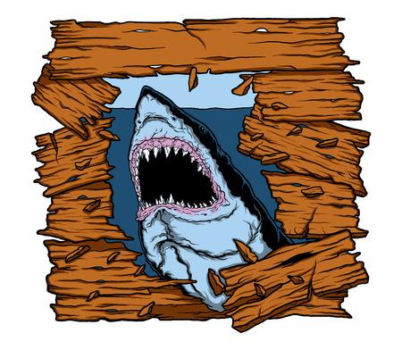 shark Stock Vector - 24049768