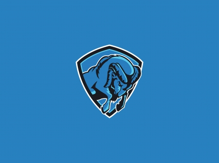 animal ram: rams sport mascot