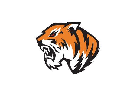 tiger head Stock Vector - 24107548