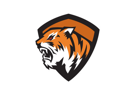 protect icon: tiger mascot