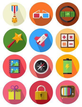 round icons 11