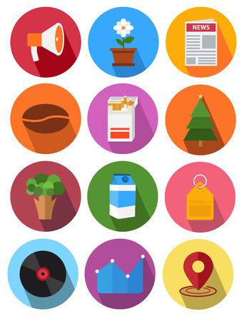 round icons 12