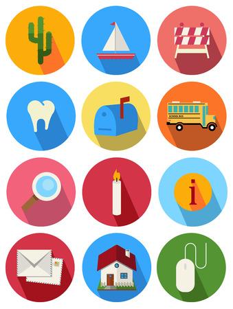icone tonde: icone rotonde 15