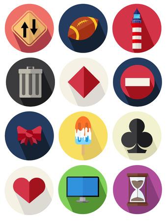 icone tonde: icone rotonde 17