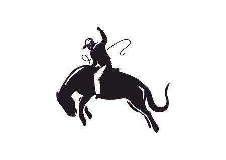 jinete: vaquero