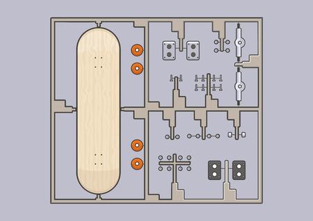 skateboard toys