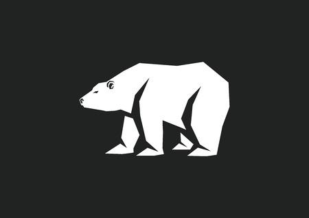 osos navideños: oso polar