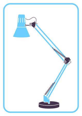 desk lamp Reklamní fotografie - 49935473