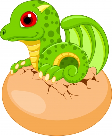 baby dragon: cute baby dragon