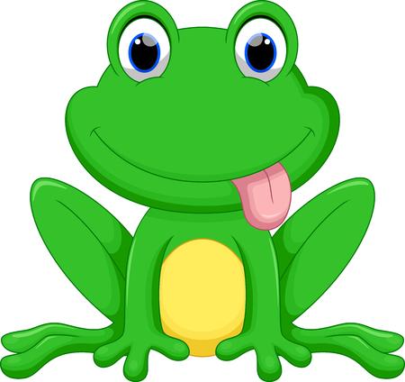 19 513 cartoon frog stock vector illustration and royalty free rh 123rf com cartoon jumping frog clipart Frog Clip Art
